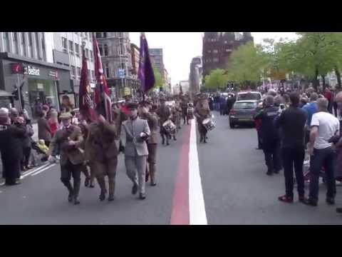 36TH Ulster Division Review Centenary Parade (P2) 2015