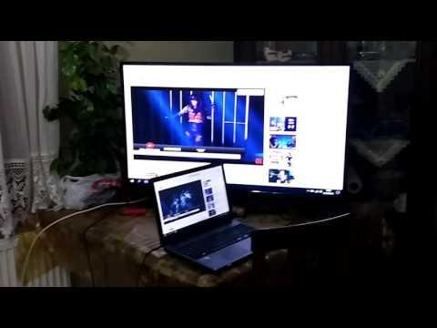 Win 10 Kablosuz Görüntü Aktarma TV'ye Programsız