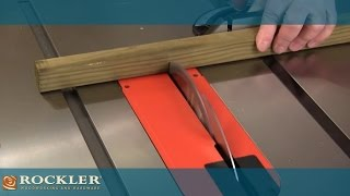 Sawstop Professional Table Saw Pt 2 Review By Newwoodworker