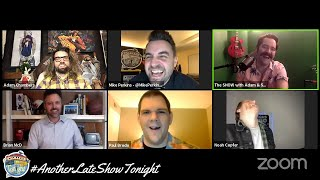 01/2021 - Another Late Show Tonight! with Mike Perkins - Full Episode