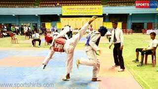best taekwondo bout of day one at the 11th governor s taekwondo cup 2015 watch it