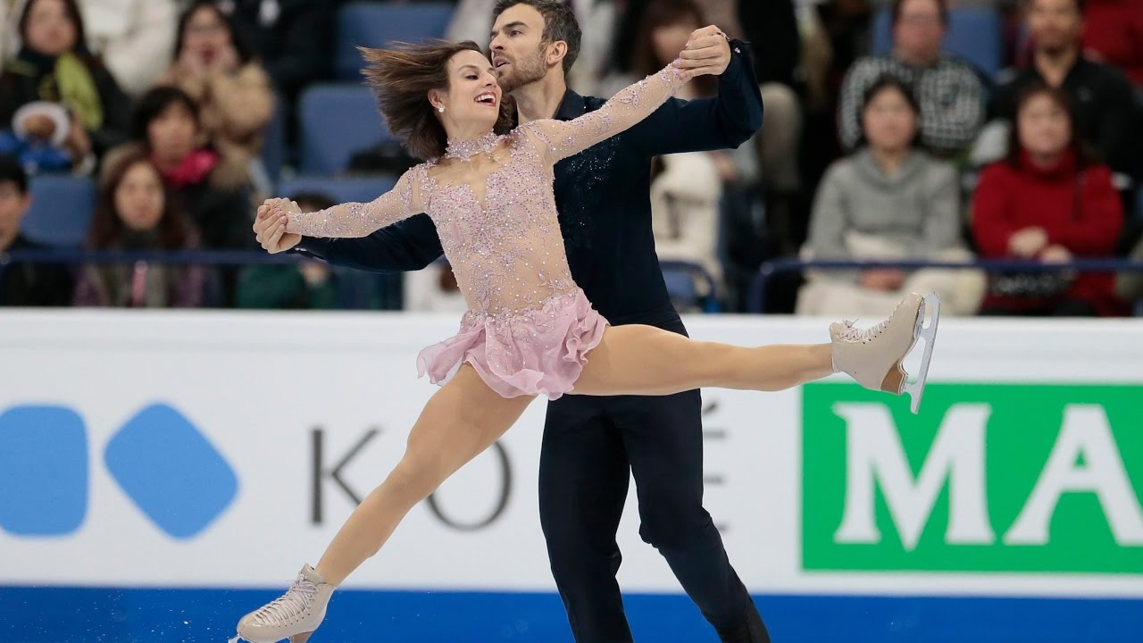 Meagan Duhamel Eric Radford Free Program  World Championships