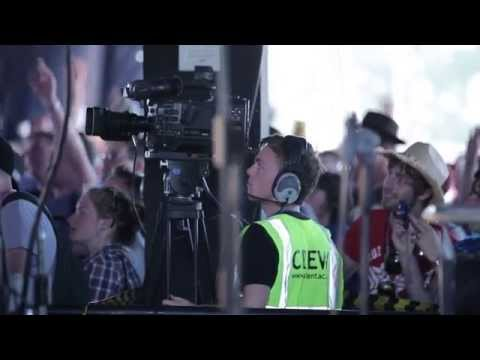 Festival Work Experience with Solent Productions