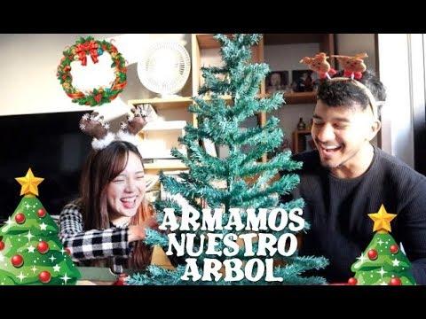 ARMAMOS JUNTOS NUESTRO ARBOL de NAVIDAD🌲 ft JEKS COREANA - Juanes Velez
