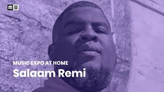 Music Expo at Home: Keynote with Salaam Remi