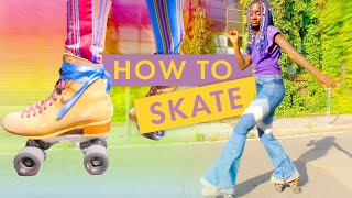 LEARN TO SKATE: Three Things Every Beginner Skater Should Know with OUMI JANTA | Cosmopolitan