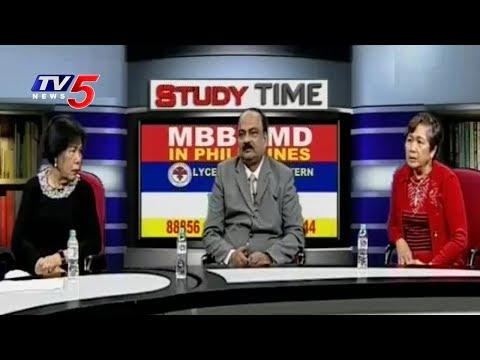 MBBS/MD in Philippines | Lyceum-Northwestern University | Study Time | TV5 News