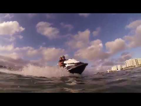 Miami Jet Ski Rental HD 720