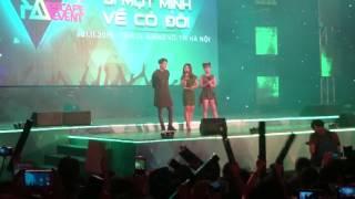 Tian Mi Mi & Talk - Khởi My ft Kelvin Khánh CloseUp FA Escape event
