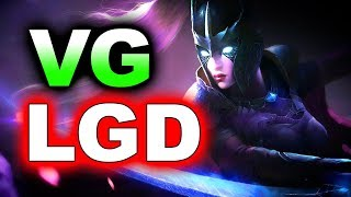 PSG.LGD vs VG - WINNERS BRACKET! - STOCKHOLM MAJOR DreamLeague DOTA 2