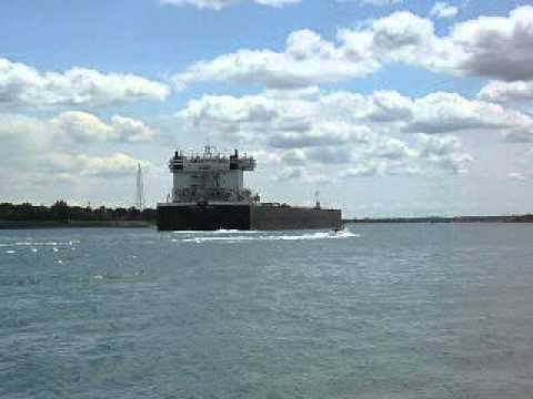 Indiana Harbor downbound St. Clair River 2013-07-30