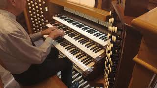 Organ Accompaniment to the Hymn 'Choose the Right' for Home Singing
