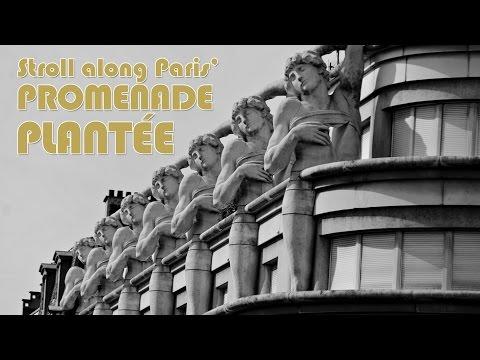 Stroll Along Paris' Promenade Plantée