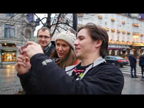 Vlogmas - Visiting Oslo