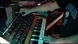 Galactic Moog 3