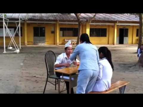 THPT Lê Duẩn - Tiểu phẩm 11C1 SKSS - 2011-2012