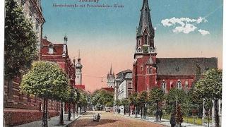Антикварные открытки со свалки,  Обзор. открыткам более 100 лет