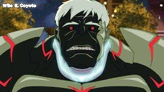 Hulk Absorbe el Poder de Hulk Rojo ♦ Los Vengadores Unidos T03E22 ♦ Español Latino