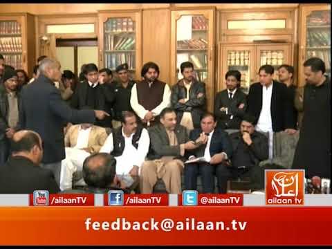 Mustafa Kamal Press Conference 21 November 2017 @PSPPakistan