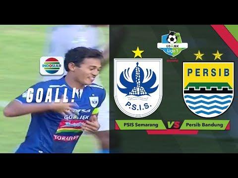 Goal Hari Nur Yulianto - PSIS Semarang (2) Vs (0) Persib Bandung | Go-Jek Liga 1 Bersama Bukalapak