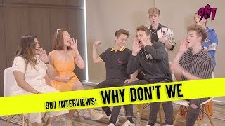 987 Interviews Why Don't We MP3