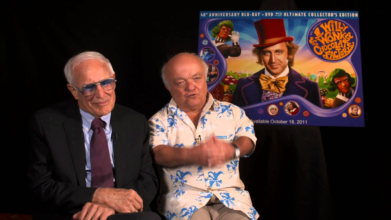Mel Stuart Mel Stuart Rusty Goffe interview for Willy Wonka and the