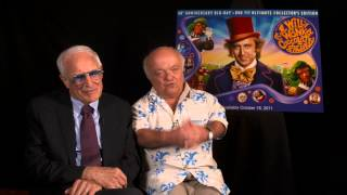 Mel Stuart Rusty Goffe Interview For Willy Wonka And The Chocolate Factory 40th Anniversary Blu Ray