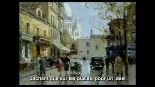 Yves Montand Le Gamin De Paris (sous-titré)
