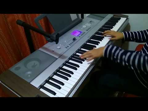 Haqiem Rusli - Tergantung Sepi (Piano Instrumental Cover)
