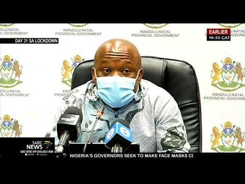 KwaZulu-Natal COVID-19 cases in numbers: Premier Sihle Zikalala