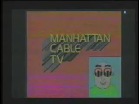 Manhattan  Cable TV Public Access animation