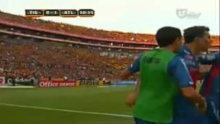 Gol de Esteban Paredes a Tigres (1-0) 2-1