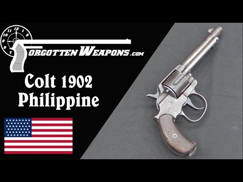 Colt 1902 Philippine Model – Forgotten Weapons
