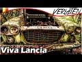 VERLATEN Autokerkhof met Lancia's gevonden in een achtertuin!
