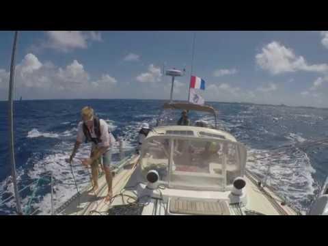 Swan 48 Isbjorn: Racing the RORC Caribbean 600, 2016