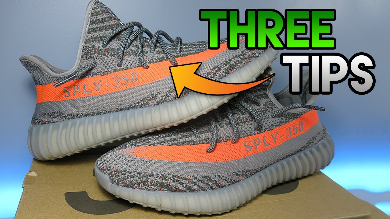 67c47147c5a37  KANYE WEST  HOW TO TOP 3 WAYS TO MAKE YOUR YEEZY S BETTER!!! ( LACING  METHODS FOR STYLE )