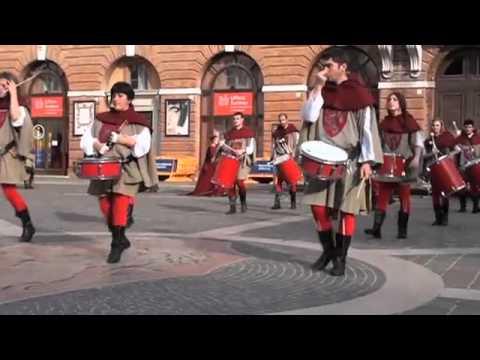 La sfilata del Palio di San Floriano 2012