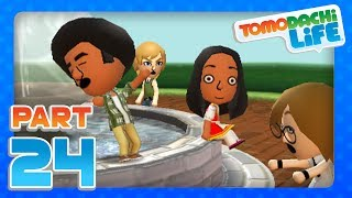 Tomodachi Life - Part 24 - Let