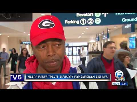 Opinions from American Airlines passengers at PBIA reveal NAACP advisory could hurt airline