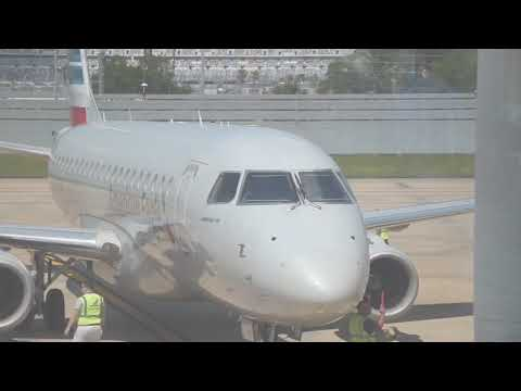 American Airlines First Flight NYC To Daytona