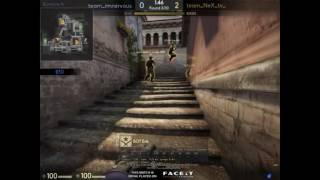 Video FACEIT CSGO  Bot Ace on Inferno! download MP3, 3GP, MP4, WEBM, AVI, FLV Maret 2018