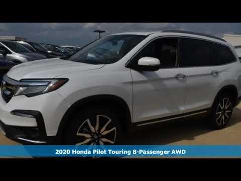 New 2020 Honda Pilot Washington DC Honda Dealer, MD #HLB000388
