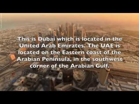 Dubai Tourism Video