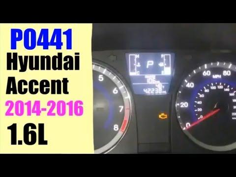 2014-2016 Accent 1 6L p0441