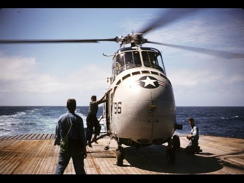 HOW IT WORKS: Sikorsky H-19 Helicopter (720p)