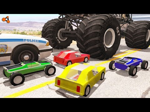Beamng drive - Epic Crashes Compilation (50к Subscriber Special, unreleased video)