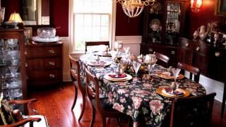 A New England Captain's House