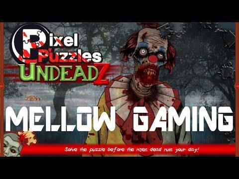 Pixel Puzzles UndeadZ - Mellow Gaming  