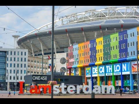 Come to visit Amsterdam Zuidoost !