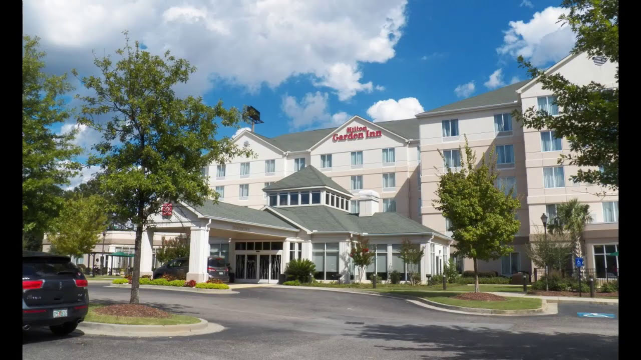 Hilton Garden Inn In Augusta Ga Youtube